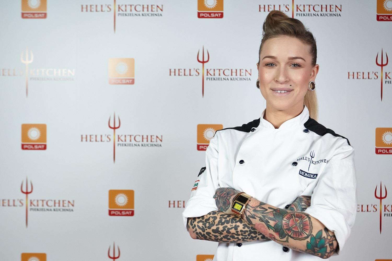 Monika Dąbrowska Skomentowała Swoją Wygraną W Hells Kitchen