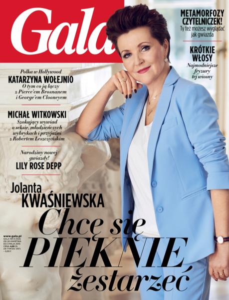 Jolanta Kwaśniewska Min Na Temat Poprawiania Swojej Urody