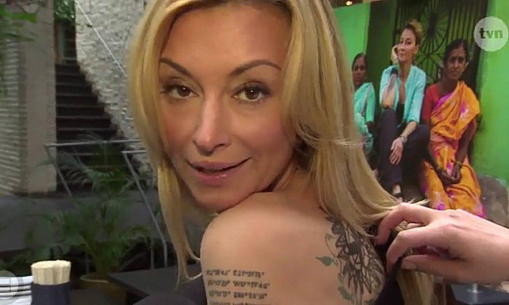 Córka Martyny Wojciechowskiej Zrobiła Jej Tatuaże Na Razie