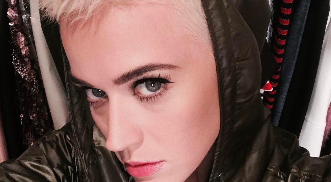 Katy Perry Zdecydowała Się Na Ostre Cięcie Takiej Fryzury