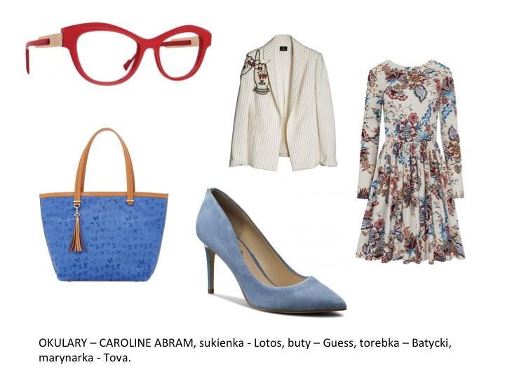 d47fab5368b91 Ciekawe stylizacje i okulary – współczesna biżuteria kobiet ...