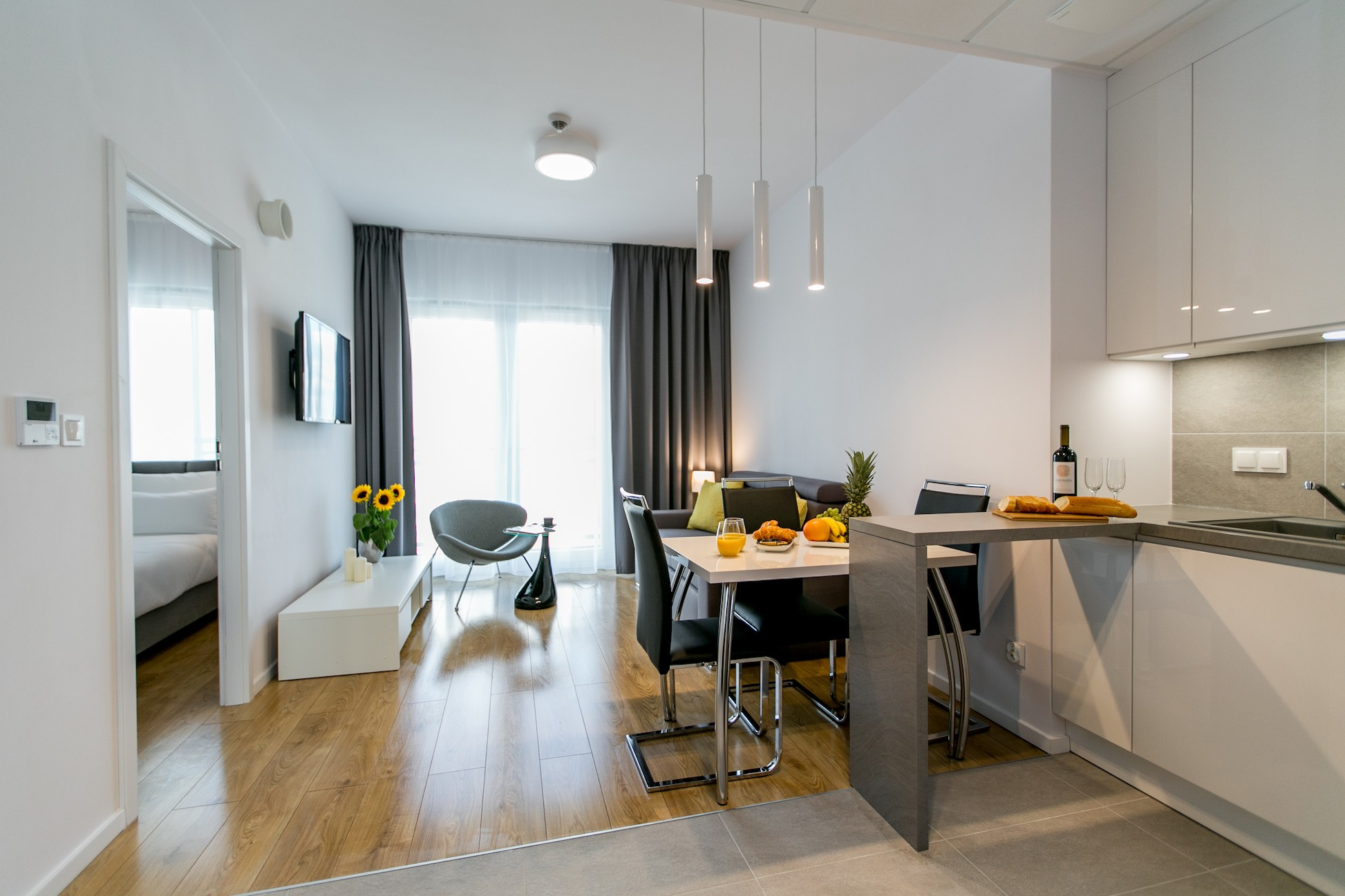Varsovia Apartamenty Kasprzaka_salon3