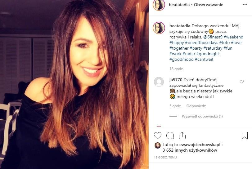 Beata Tadla Postawiła Na Zmianę Wizerunku Teraz Nosi