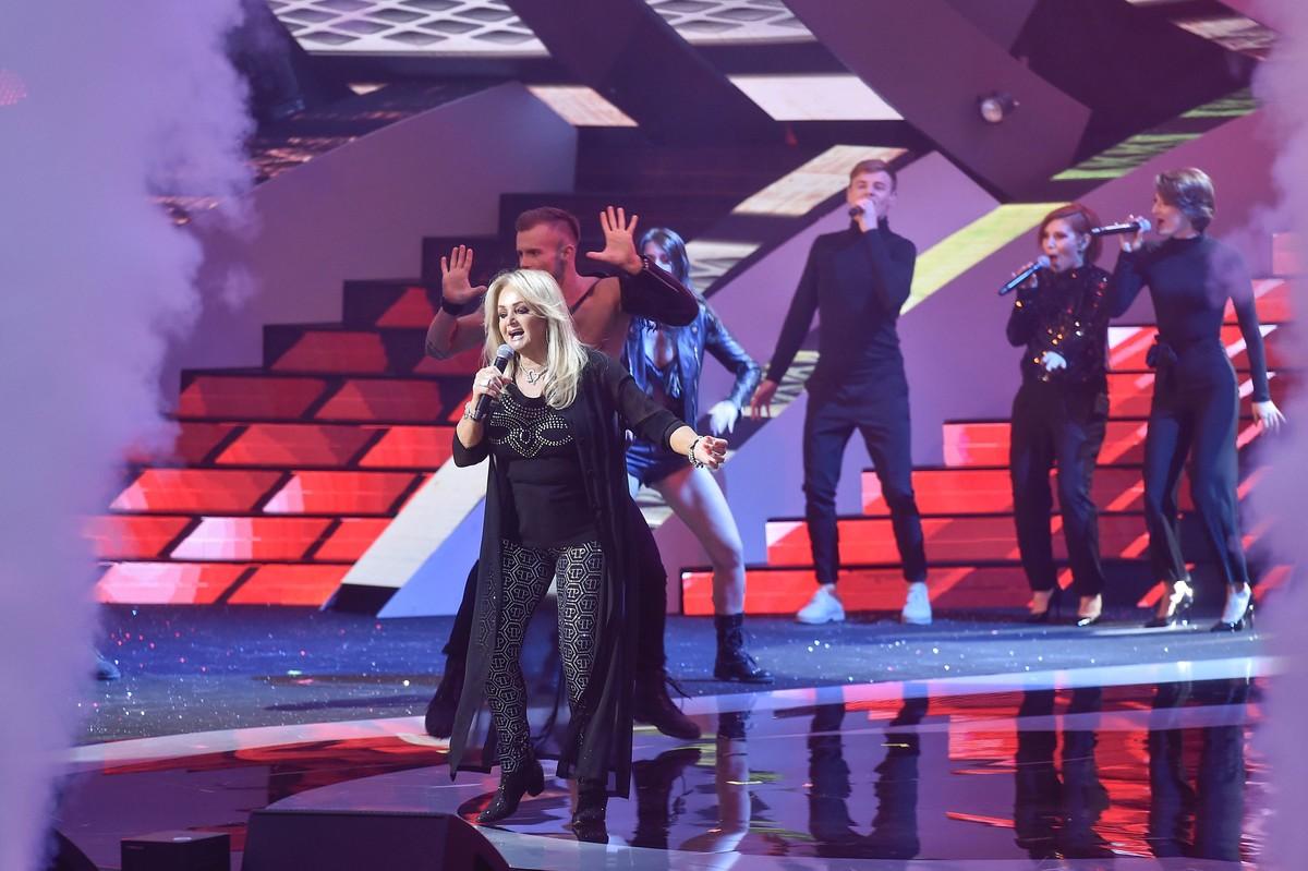 scena z: Bonnie Tyler, SK:, , fot. Kurnikowski/AKPA