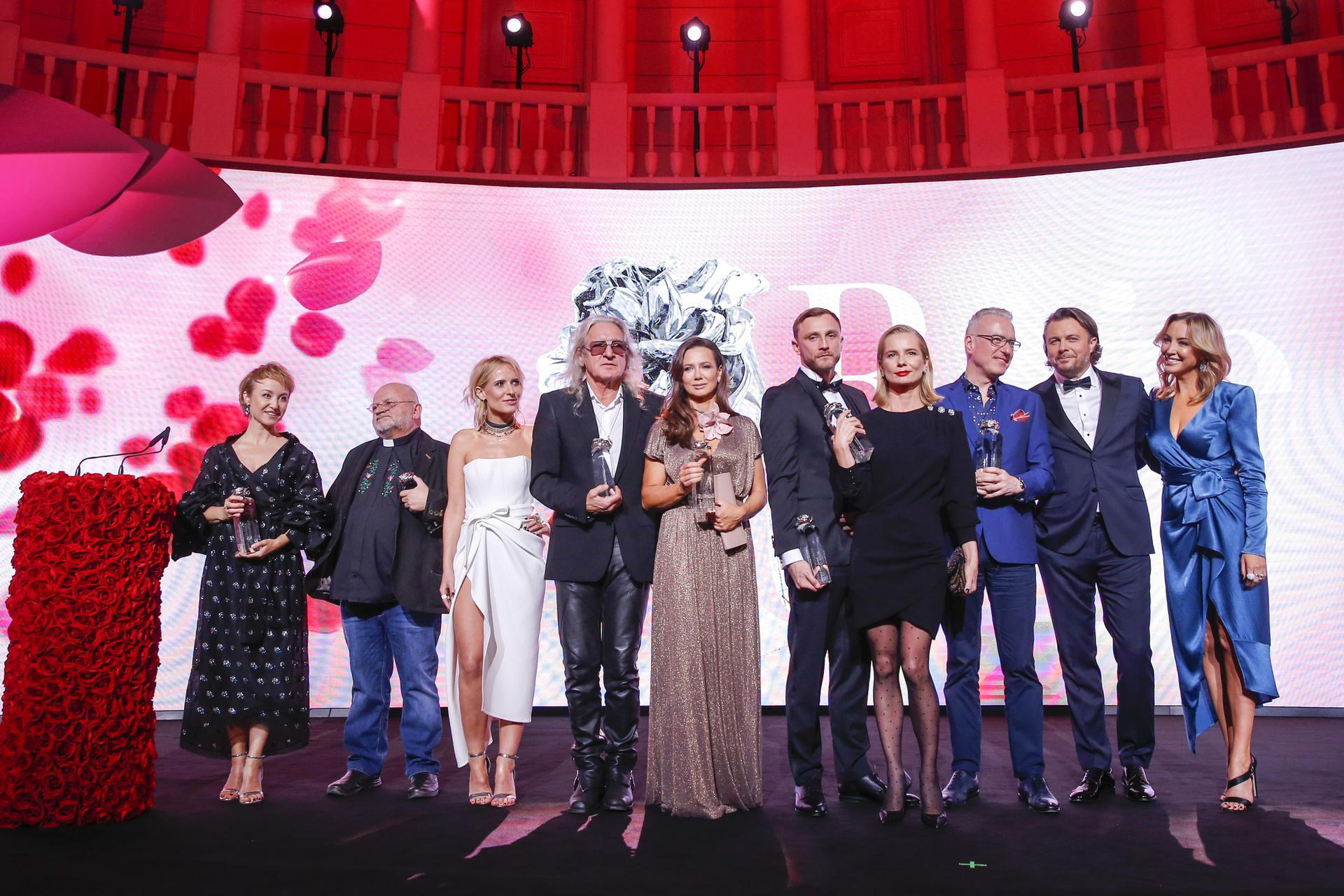 Róże Gali 2019/AKPA