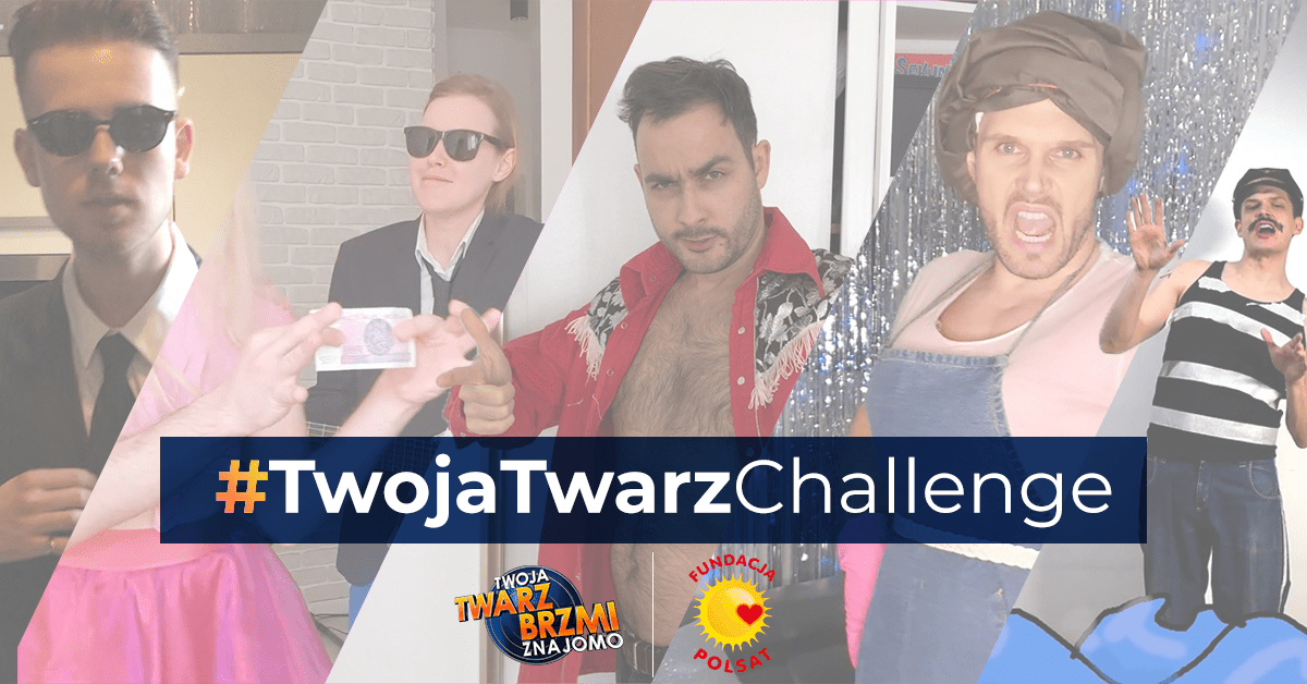 Twoja Twarz Challenge