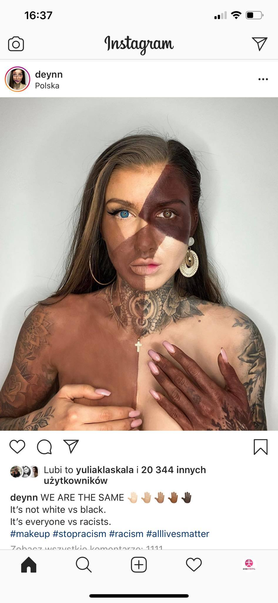 rasizmowi