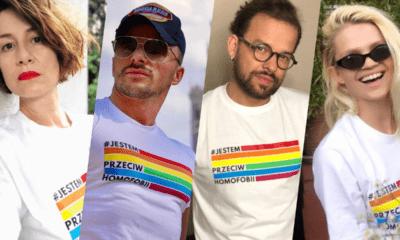 #JestemPrzeciwHomofobii