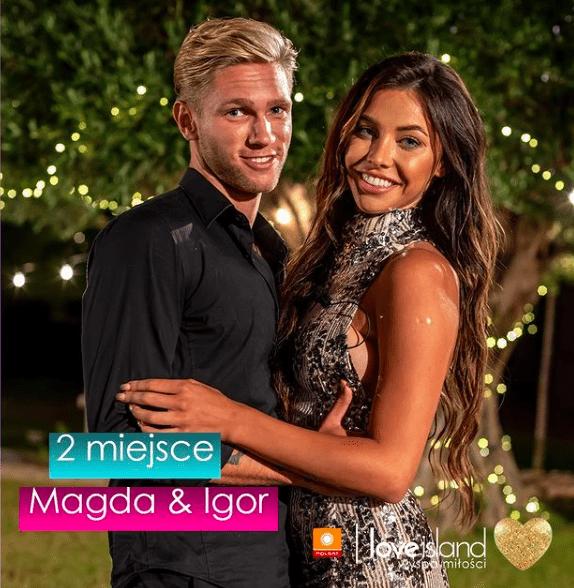 Igor i Magda z Love Island